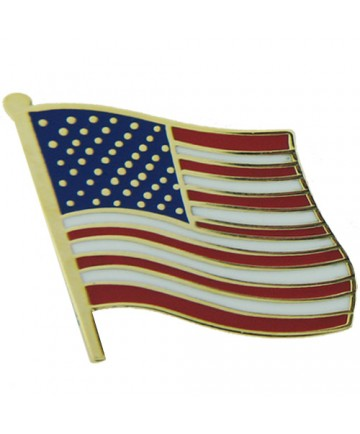 US Flag Pin (Right)