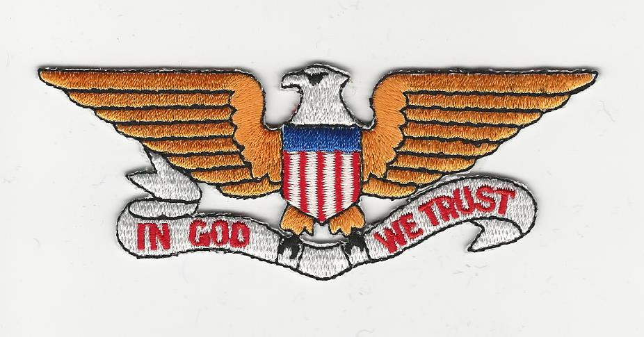 In God We Trust Small Patch