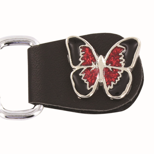 Ladies Butterfly Vest Extender- Red