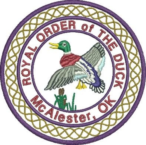 Royal Order of the Ducks for McAlester, OK
