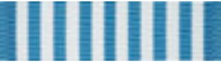 Army United Nations Service Medal Ribbon