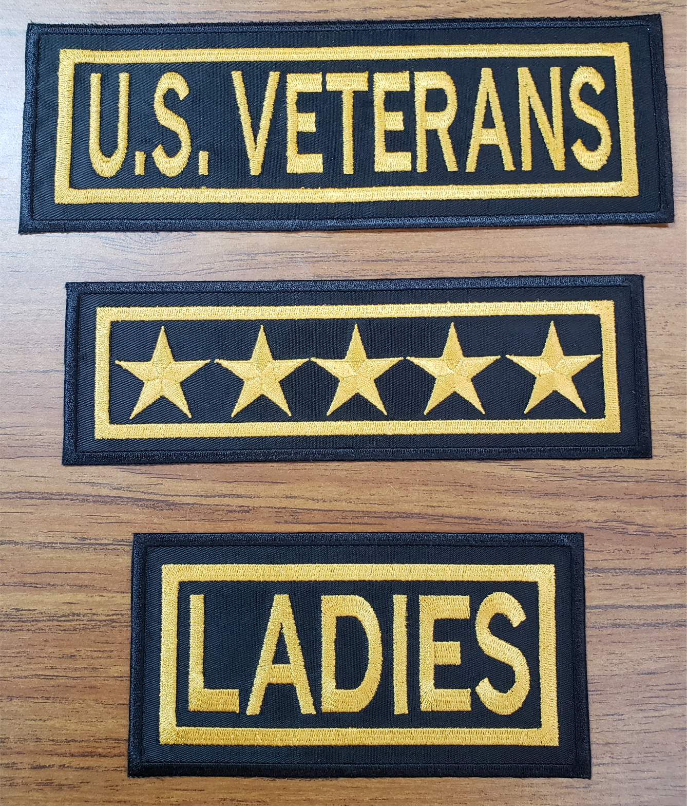 US Veterans Lady's Bar Set