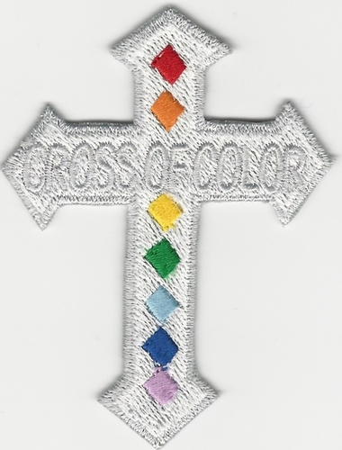 Rainbow for Girls Grand Cross of Color patch