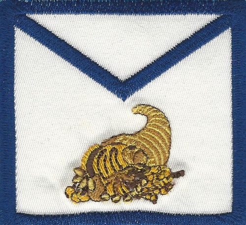 Steward patch (Rank: Senior Steward)